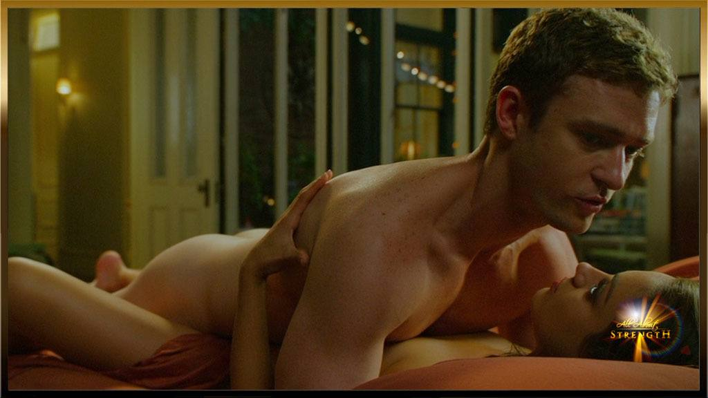 Justin Timberlake Naked In Friends With Benefits