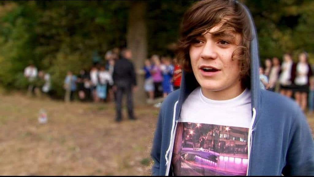 Frankie Cocozza, Including Shirtless And Underwear Pics image