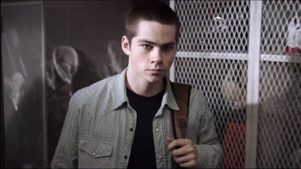 Dylan OBrien In Teenwolf image
