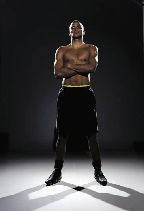 Kieron Dyer Shirtless image