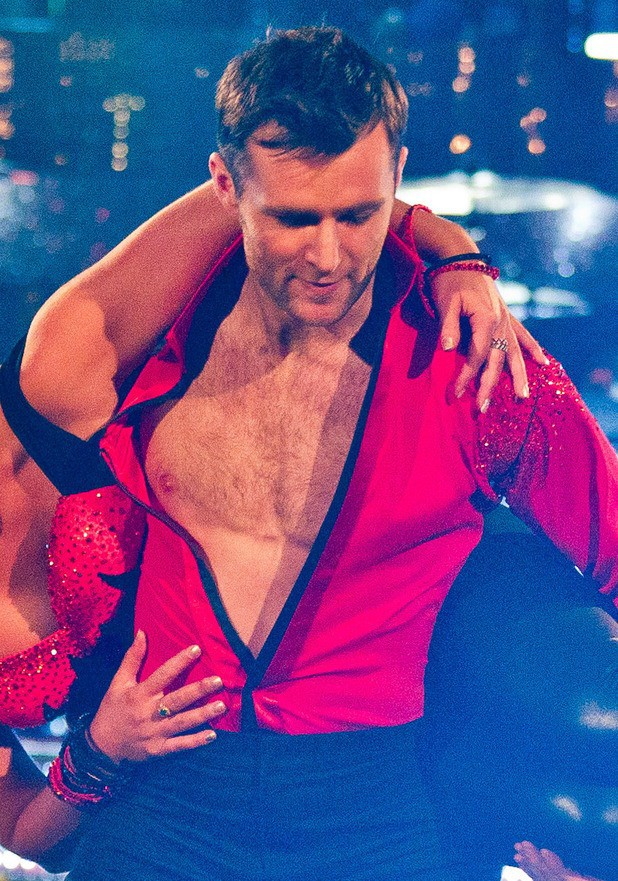 Harry Judd In Strictly Come Dancing Final image