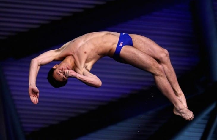 Fittest Male 2011: Tom Daley
