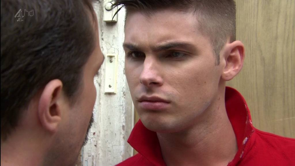 Hollyoaks Kieron Richardson image