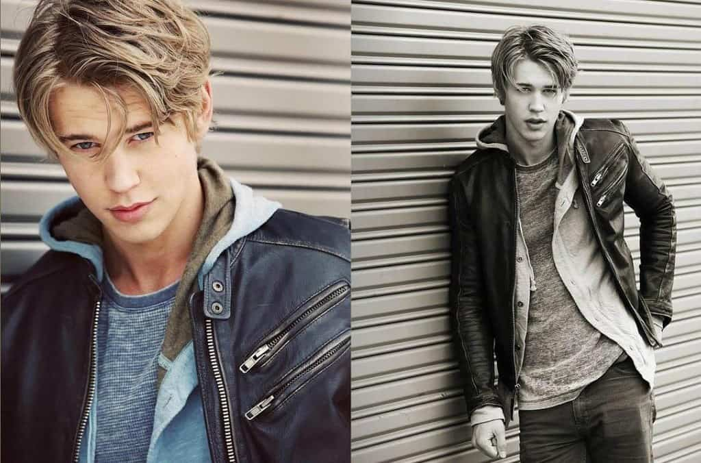 Austin Butler In Troix Magazine Photoshoot