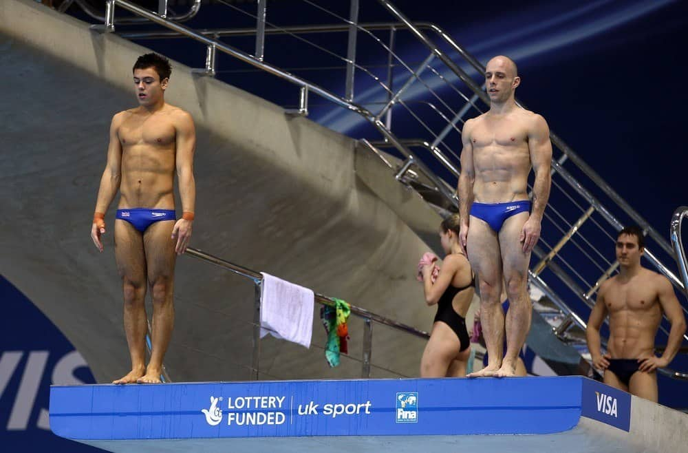 Sex On Legs Tom Daley In Speedos image