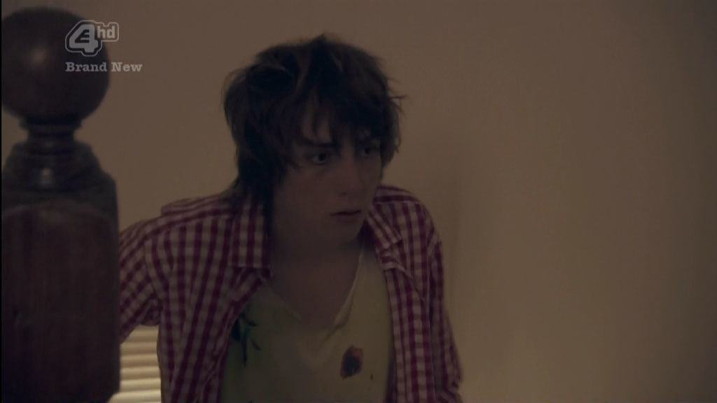 Alex Arnold Including Shirtless In Skins Series 6 image
