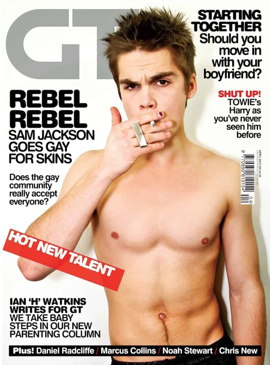 Sam Jackson Gay Times Full Photoshoot