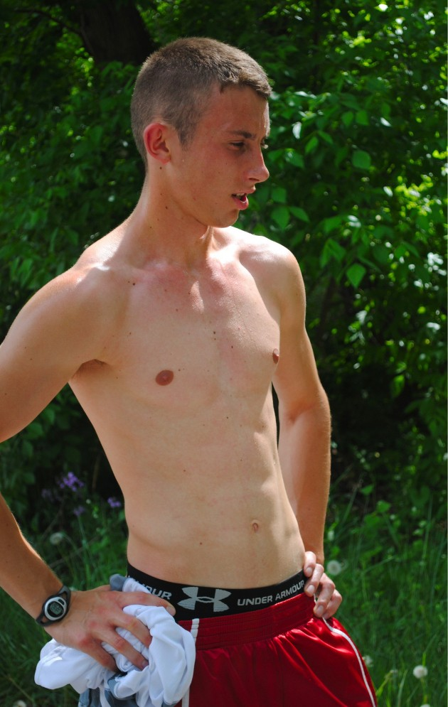 Some Everyday Lads Shirtless image