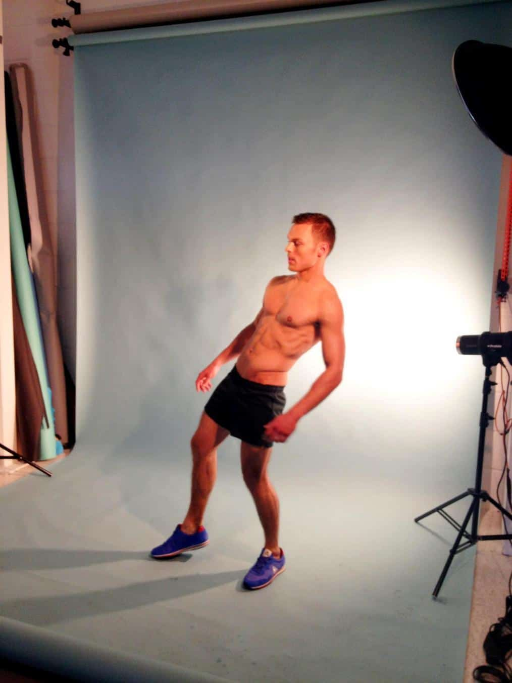 Andrew Hayden Smith In Underwear