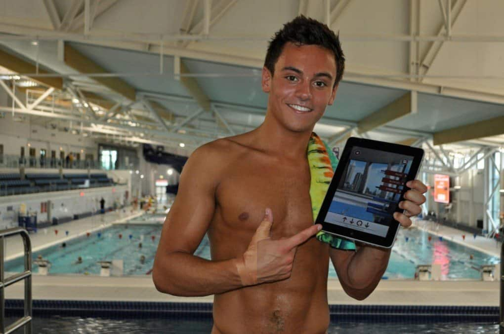 Tom Daley Shirtless - What A Body