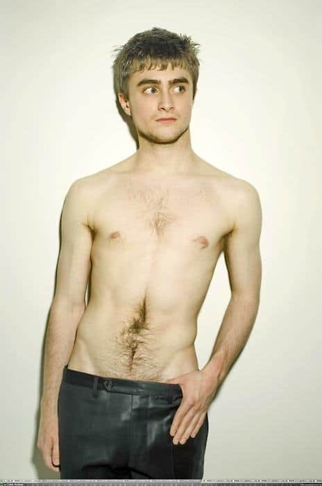 Dan Radcliffe Shirtless image