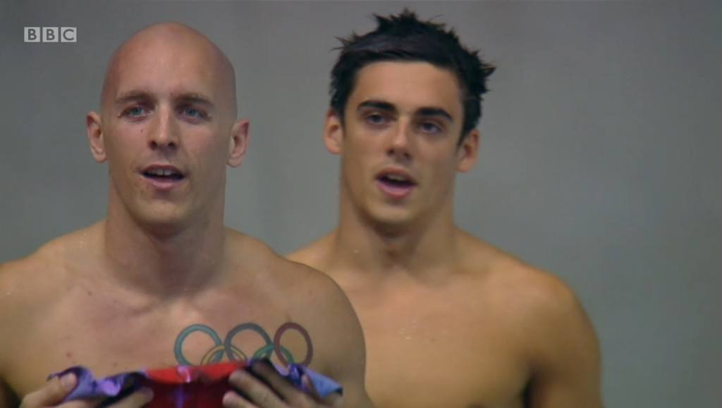 Chris Mears In Synchro Final