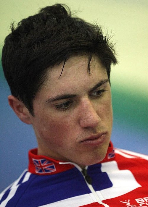 Cyclist Peter Kennaugh image