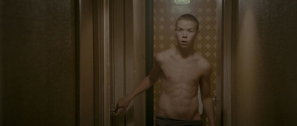 Will Poulter In Wild Bill Including Shirtless image