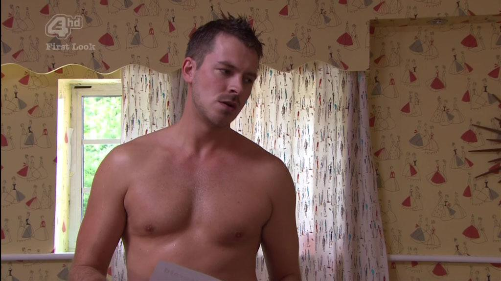 Ashley Taylor Dawson Shirtless image