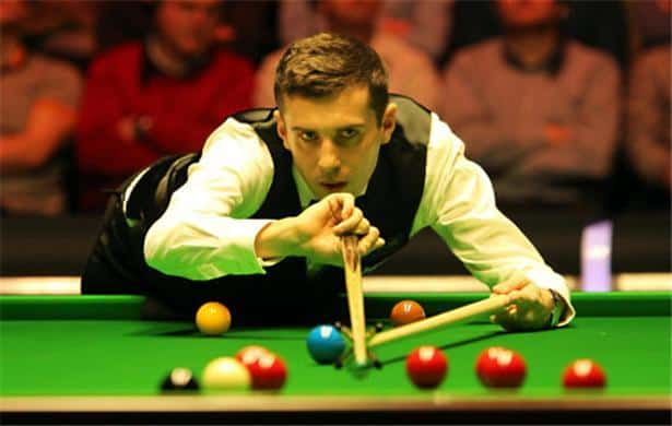 Fit Snooker Players