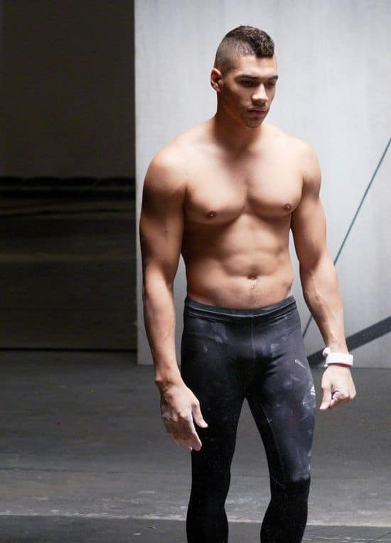 Louis Smith Shirtless image