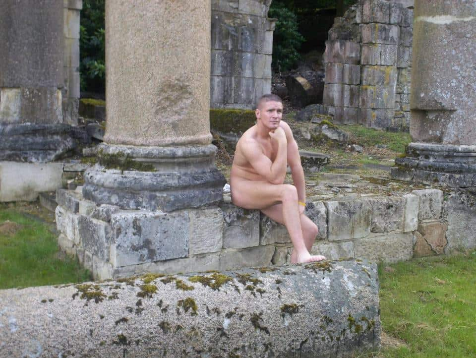 Michael Taylor Naked Candids image