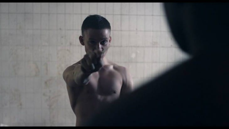 Scally Lads, Joe Cole - British Actor Joe Cole In Offender