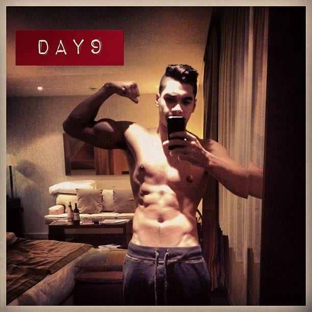 Louis Smith Shirtless And Naked image