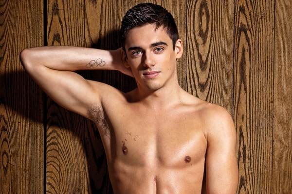 Chris Mears Naked Gay Times Photoshoot image