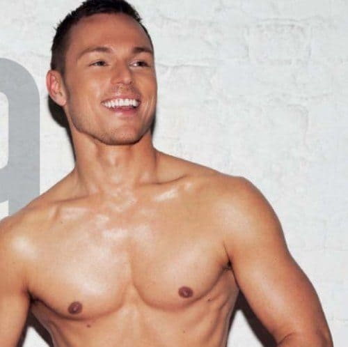 New Andrew Hayden-Smith Shirtless Pics