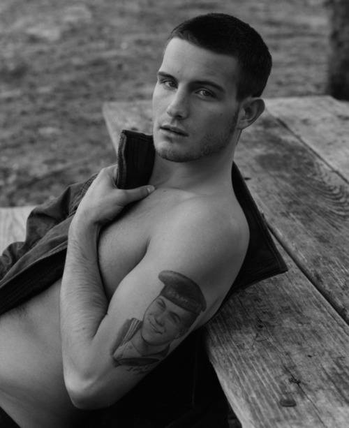 Nico Tortorella Shirtless