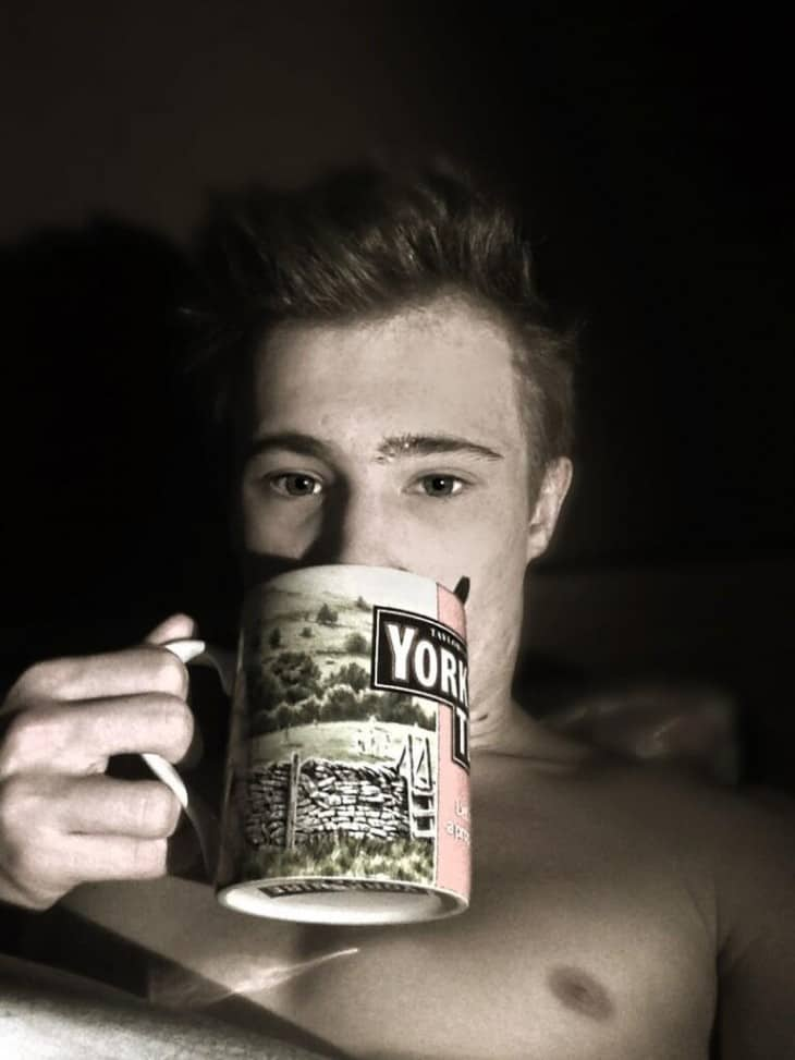 Jack Laugher Candid Shirtless Pics