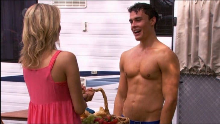 Andrew Morley Shirtless Plus Johnny Ruffo