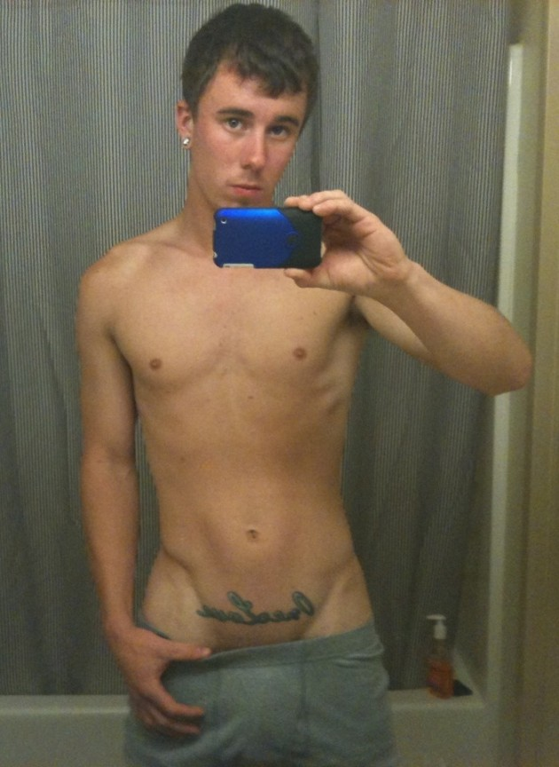 Just Fit Lads Shirtless image