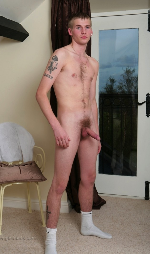 Fit English Scally Lad