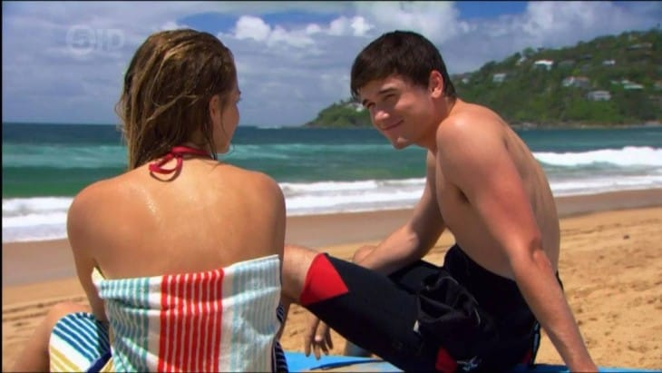 New Charles Cottier Shirtless In Home & Away