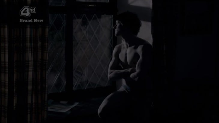 Jack O'Connell Shirtless In Skins Rise Part 2