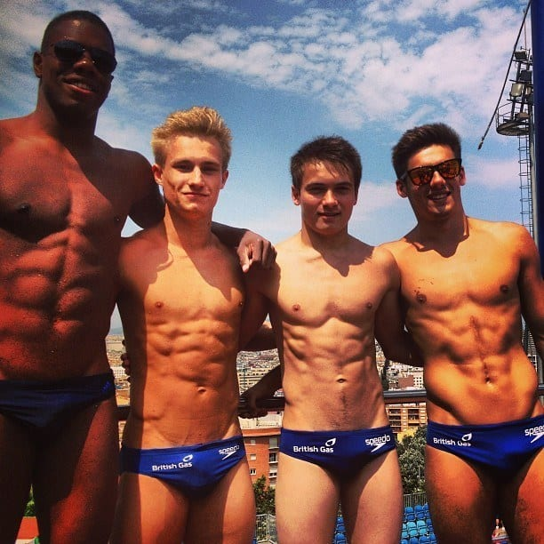Daniel Goodfellow Including Shirtless image