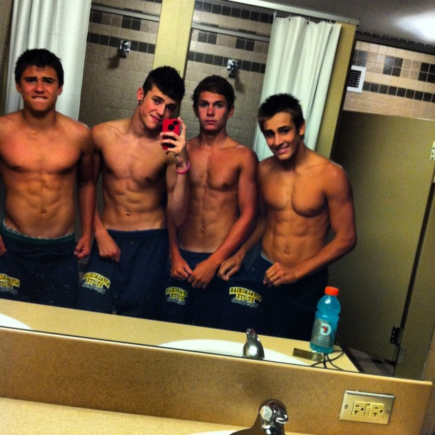 Fit Teen Lads image