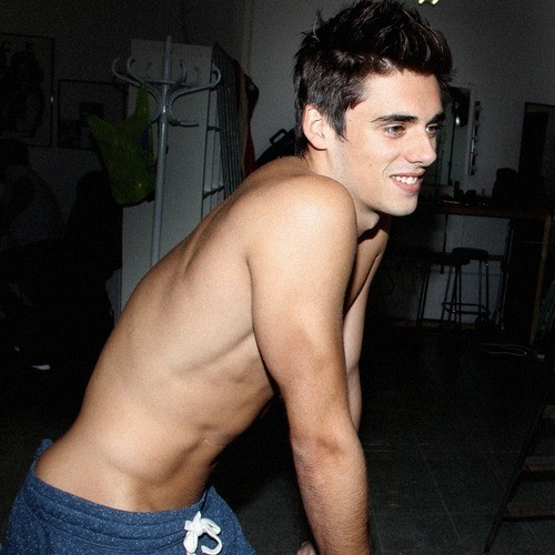 Diver Chris Mears Shirtless Photo Selection