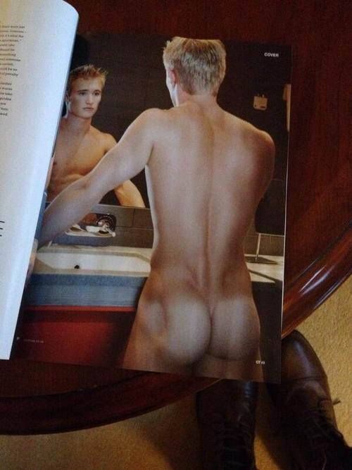 Jack Laugher Shirtless & Naked In The Gay Times image
