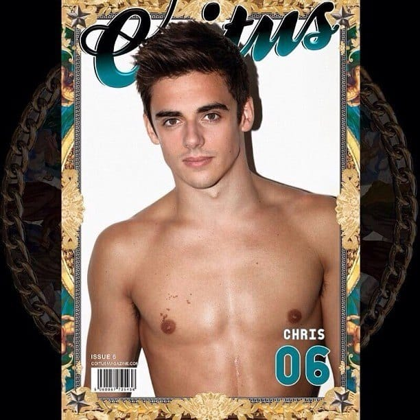 Chris Mears Photoshoots