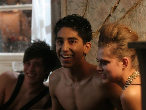 Dev Patel Including Shirtless image