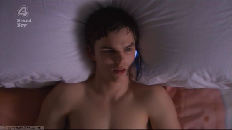 Various Shirtless Pics Of Nicholas Hoult In Skins image