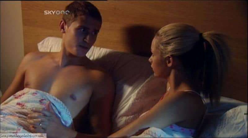 Jonathan Howard Naked In Dream Team image