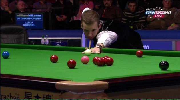 Belgian Snooker Player Luca Brecel image