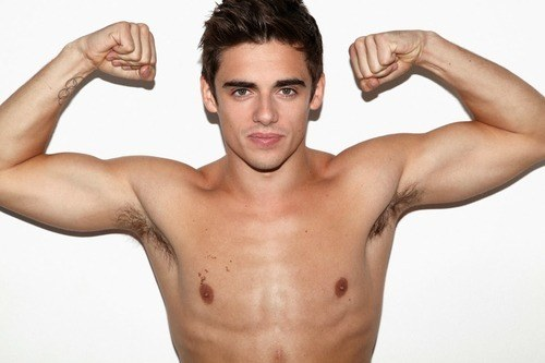Chris Mears Shirtless In Coitus Magazine