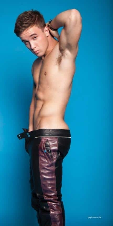 Sam Callahan Gay Times Photoshoot - A Few More Pics