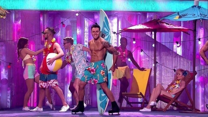Ray Quinn - Ray Quinn Shirtless