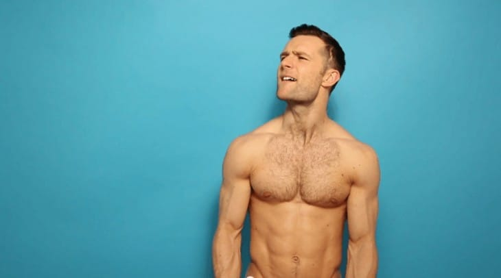 Harry Judd From Mcfly Shirtless Photoshoot