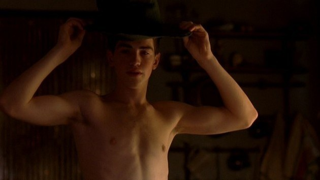 Andrew Simpson Naked In Notes on a Scandal