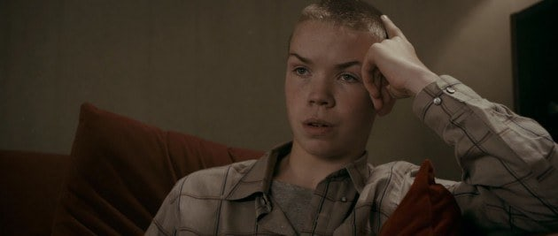 Will Poulter Shirtless In Wild Bill image