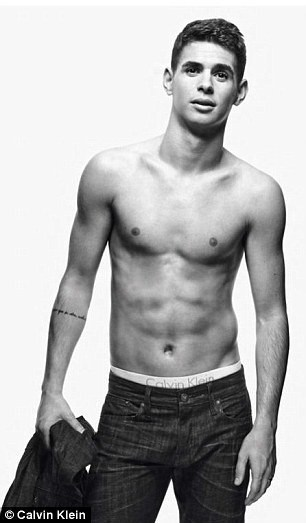 Chelsea Footballer Oscar In Shirtless Calvin Klein Photoshoot image
