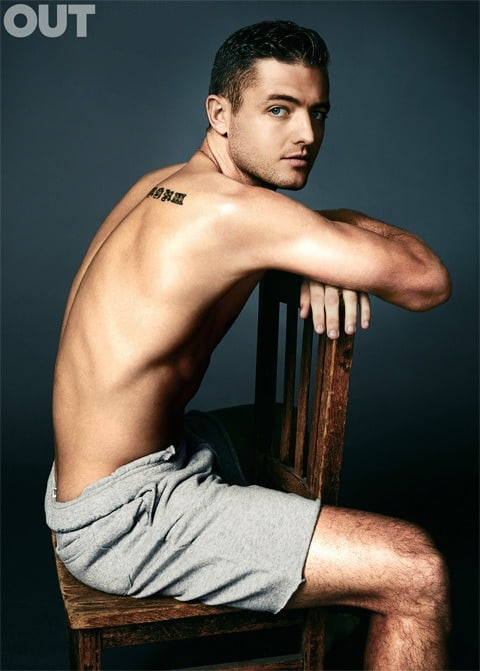 Robbie Rogers Shirtless Mix image